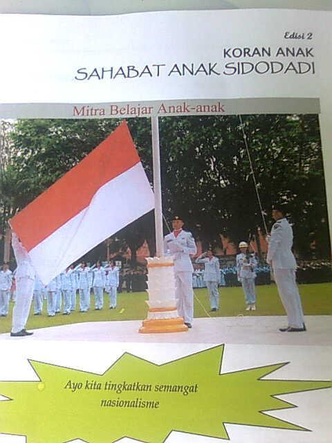 koran anak terbitan pkbm sidodadi nov 2012
